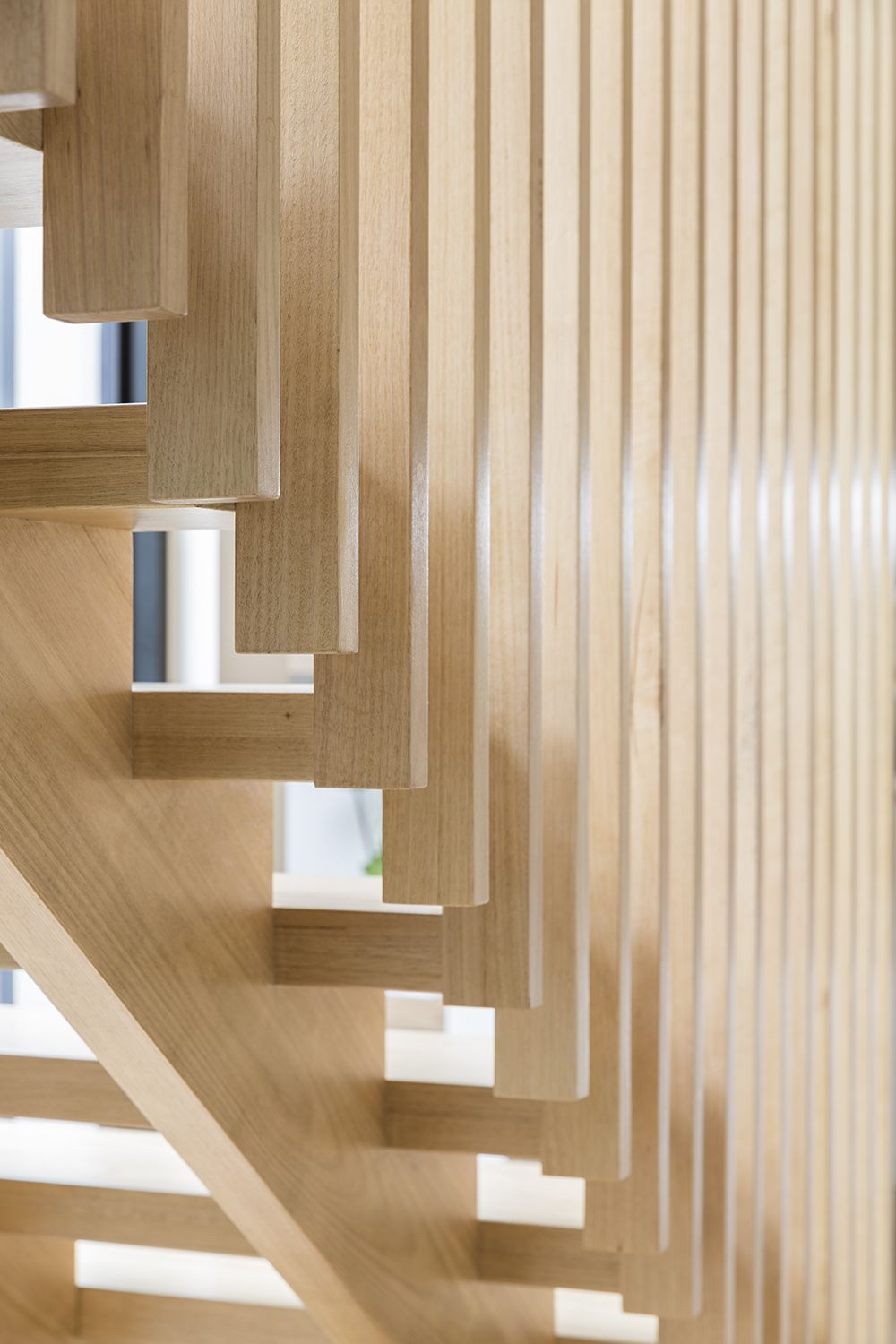 Stairs Staircase Timber Stairs Highland Oak Timber