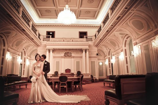 Commissariat store wedding dress