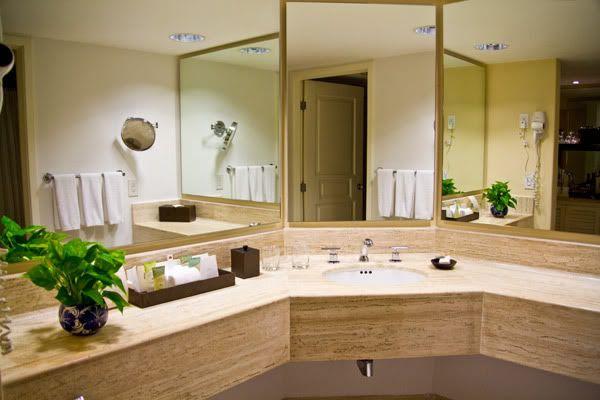 banheiro pia canto  Interiors  Pinterest  Search -> Gabinete De Banheiro Canto