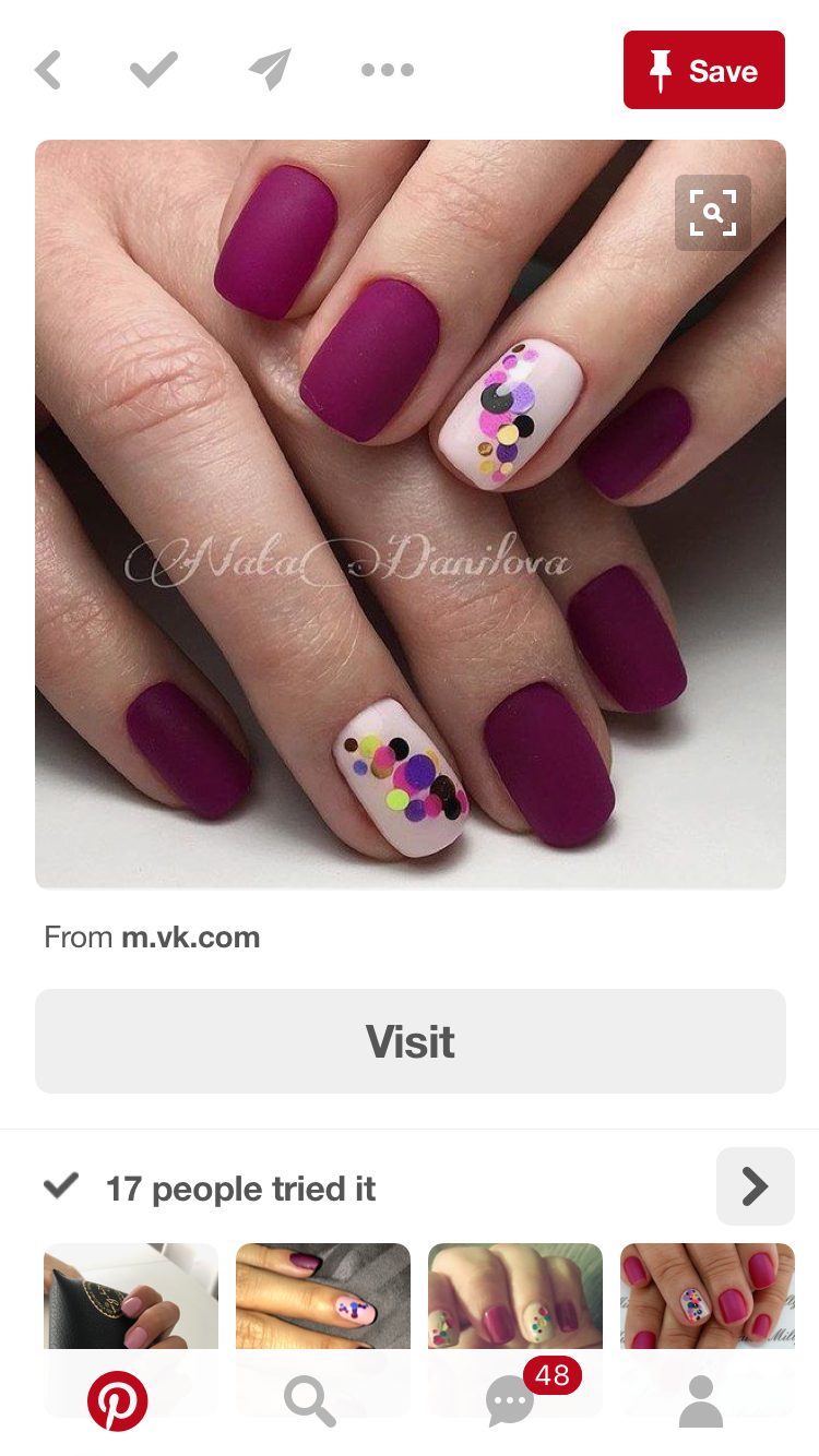 Pin by beth anderson on nails diy pinterest