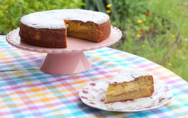 Apple cake torta rellena de manzana httpdecoraciondemabel apple cake torta rellena de manzana httpdecoraciondemabelspot forumfinder Choice Image