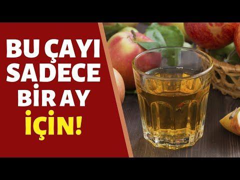 1 Ay Elma Sirkesi Çayı İçince Vücudunuza Ne Yaptığına Bakın! - YouTube