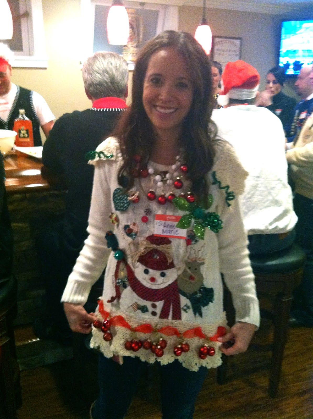Ugly Christmas Sweaters Pinterest.Making An Ugly Christmas Sweater Google Search Ugly