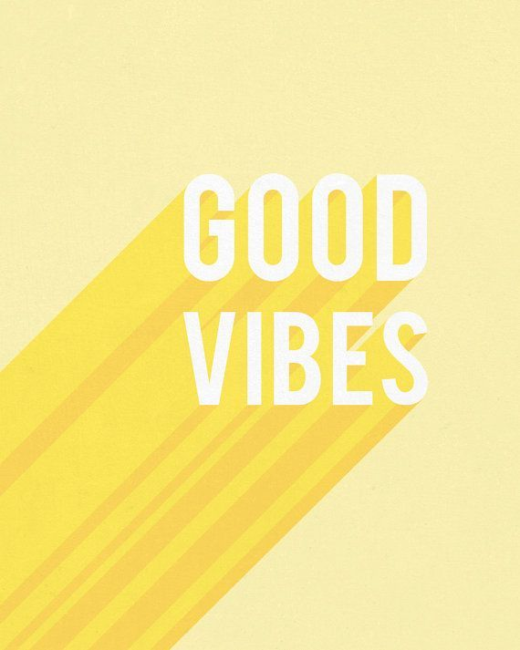 Good Vibes Printable, Good Vibes Download, Yellow Printable Art, Printable Quote, Motivational Poster, Printable Wall Art, Good Vibes Only #yellowaesthetic