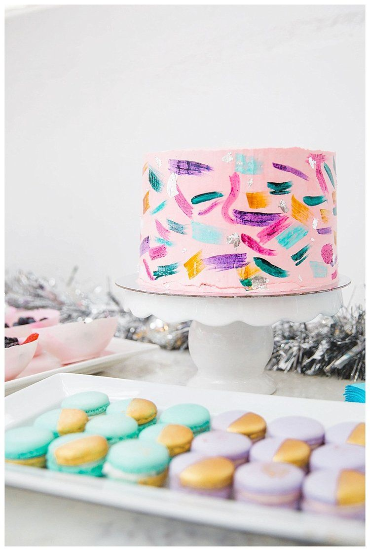 Meredith Staggers | Cake & Confetti Sparkly 30th Birthday Brunch ...