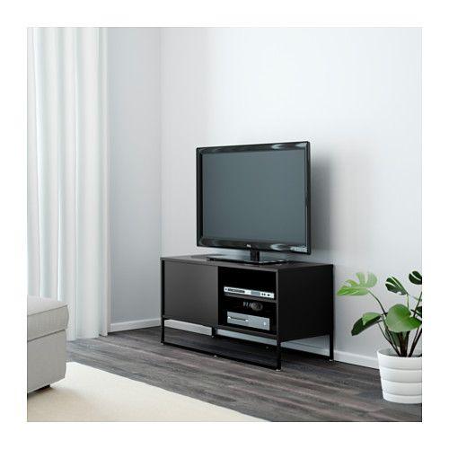 Hagge Tv Bank Schwarz Ikea Kajüte