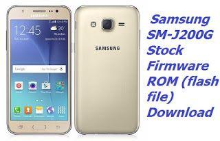 Download Rom Samsung J200g