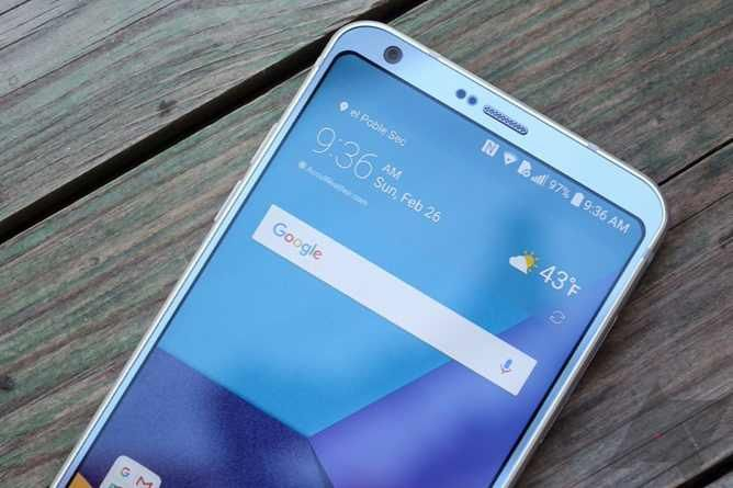LG G6 with 18:9 display, dual-13MP cameras, Snapdragon 821 and more is now official