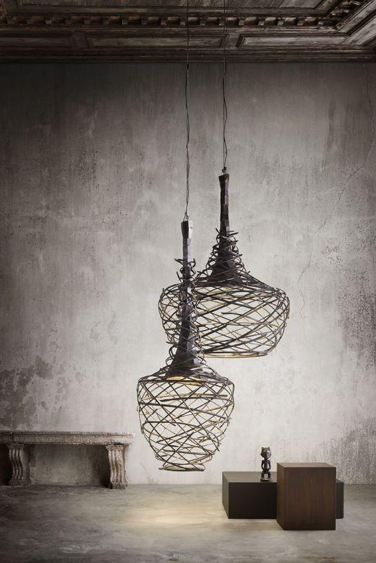 13 lampes originales qu on verrait bien dans notre salon eclairage pinterest luminaire. Black Bedroom Furniture Sets. Home Design Ideas