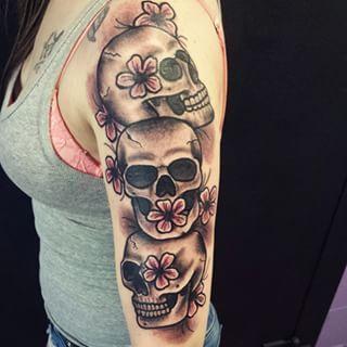 Hear No Evil See No Evil Speak No Evil Tattoos From Tattooswin Com Evil Tattoos Arm Sleeve Tattoos For Women Evil Skull Tattoo