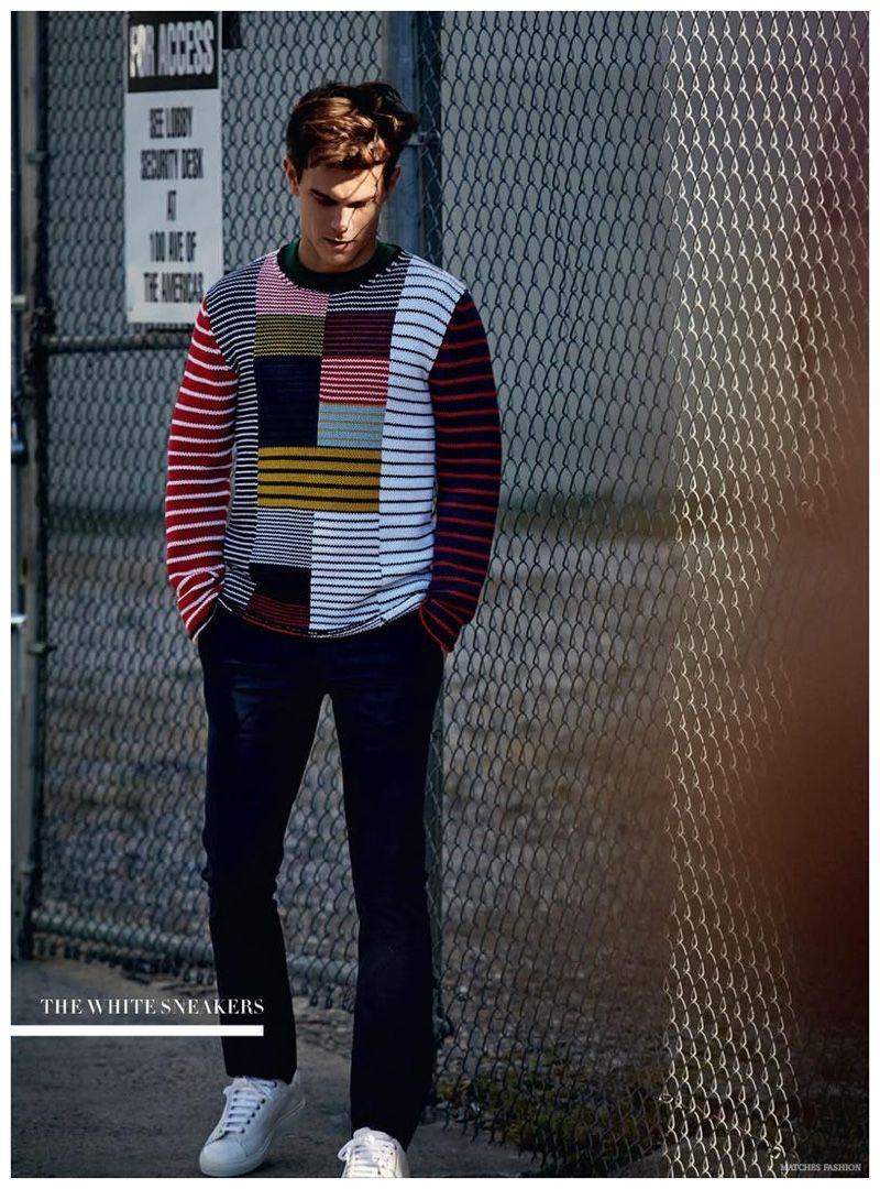 Matches Fashion Highlights Spring Mens Essentials with Vincent LaCrocq
