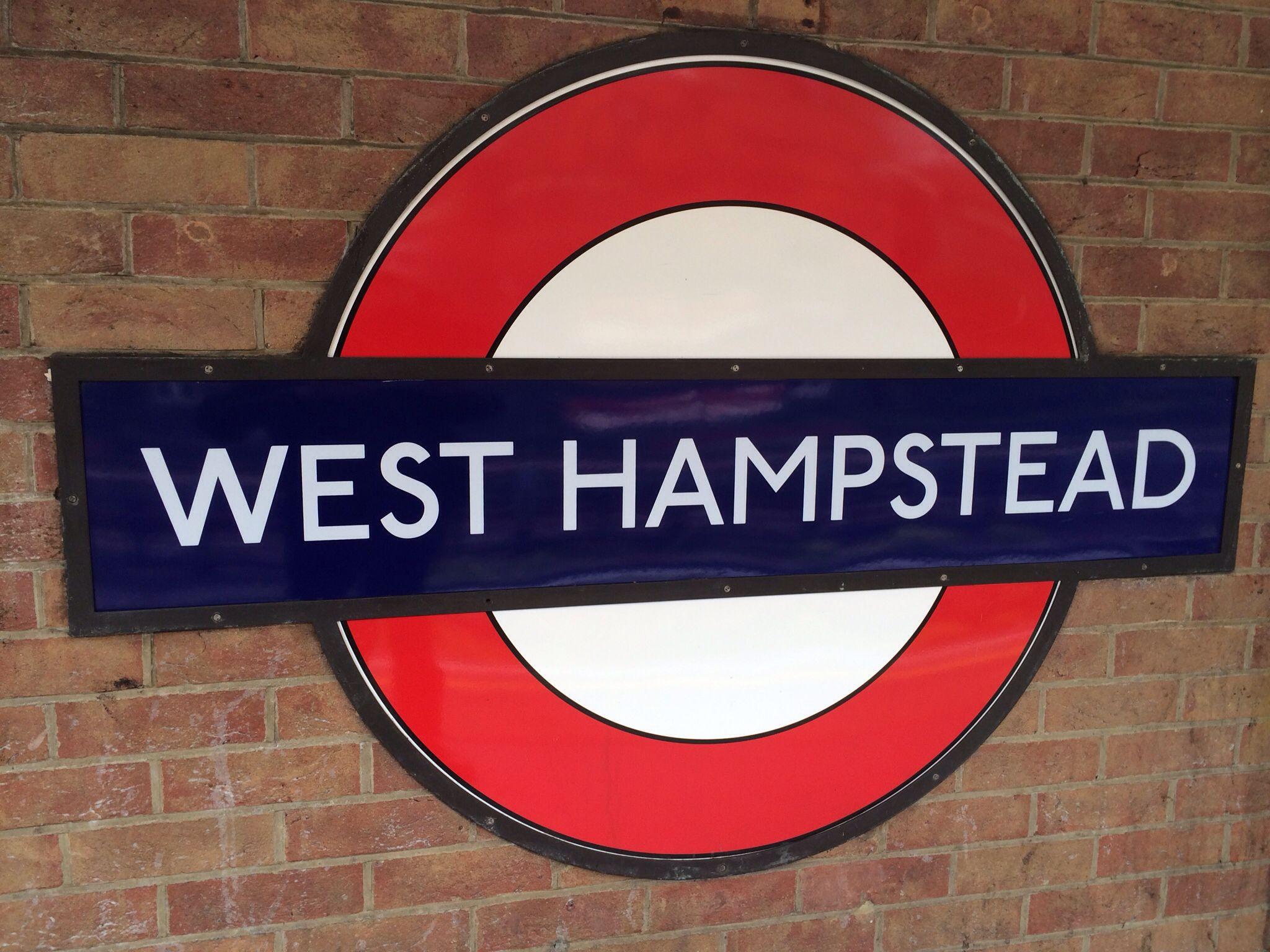West Hampstead My Favorite Places Pinterest London Underground
