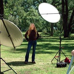 Outdoor portrait photography lighting tips photography lighting outdoor portrait photography lighting tips mozeypictures Image collections