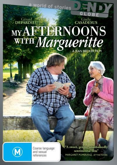 My Afternoons With Margueritte | Feel good books, Film ...