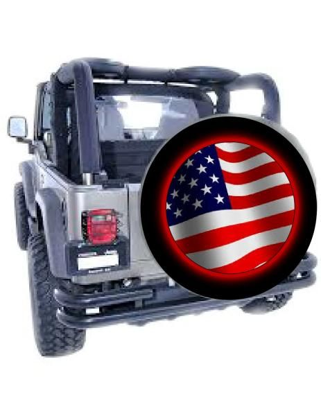 Tire Covers 4 Jeeps.com is committed to providing the highest quality custom spare tire covers available on the market.