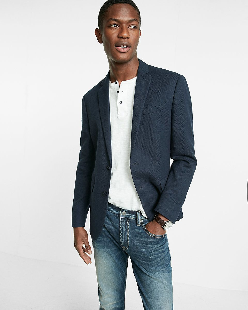 Image result for henley with blazer Casual sport coats