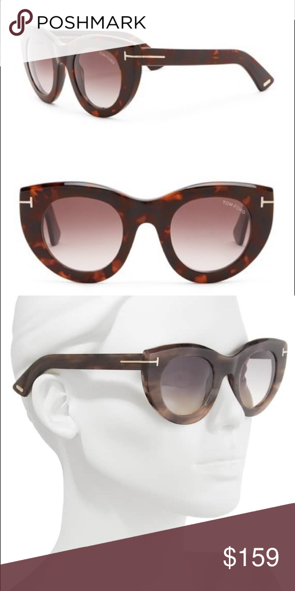 4f1cf7c6be2e5 Tom Ford Marcella -II sunglasses Bordeaux. New sunglasses with tag still on  them