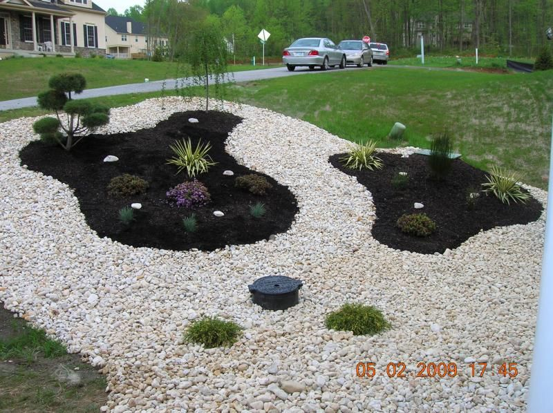 Andrew Vilcheck Flower Beds, Rock Gardens, and Planting