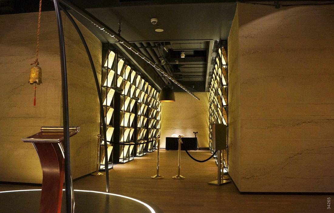 Beton Wandverkleidung bar wandverkleidung beton steinwand restaurant bar bar