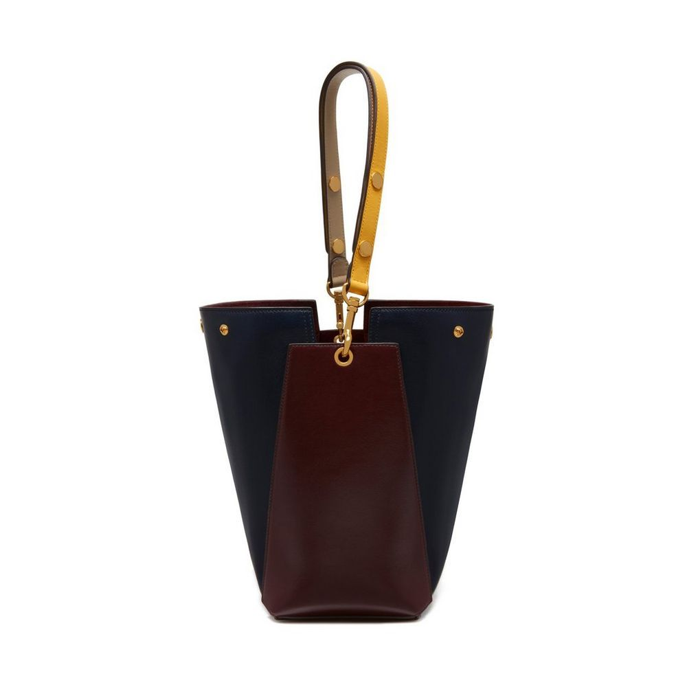 b8dde9fe87 Mulberry - Small Camden in Midnight Oxblood Smooth Calf