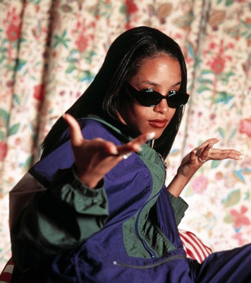 Aaliyah Style, Black Girl Aesthetic