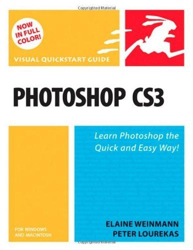 Photoshop CS3 for Windows and Macintosh by Elaine Weinmann. $23.09. Publisher: Peachpit Press; 1 edition (July 2, 2007). Author: Elaine Weinmann. Edition - 1. Publication: July 2, 2007. Save 34% Off!