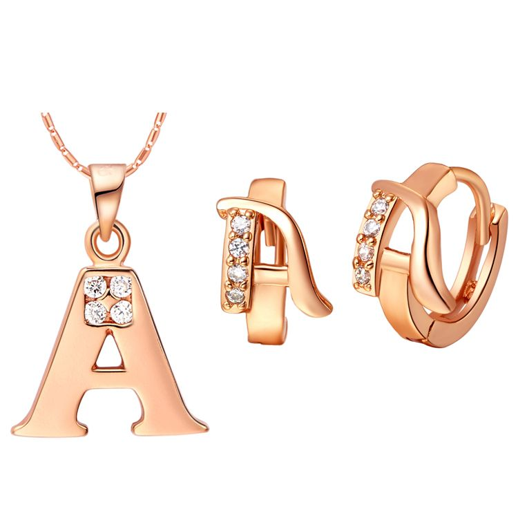 Find More Jewelry Sets Information about Promotion Letter Jewelry - promotion letter