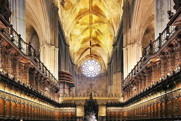 Pin En Catedral De Sevilla España