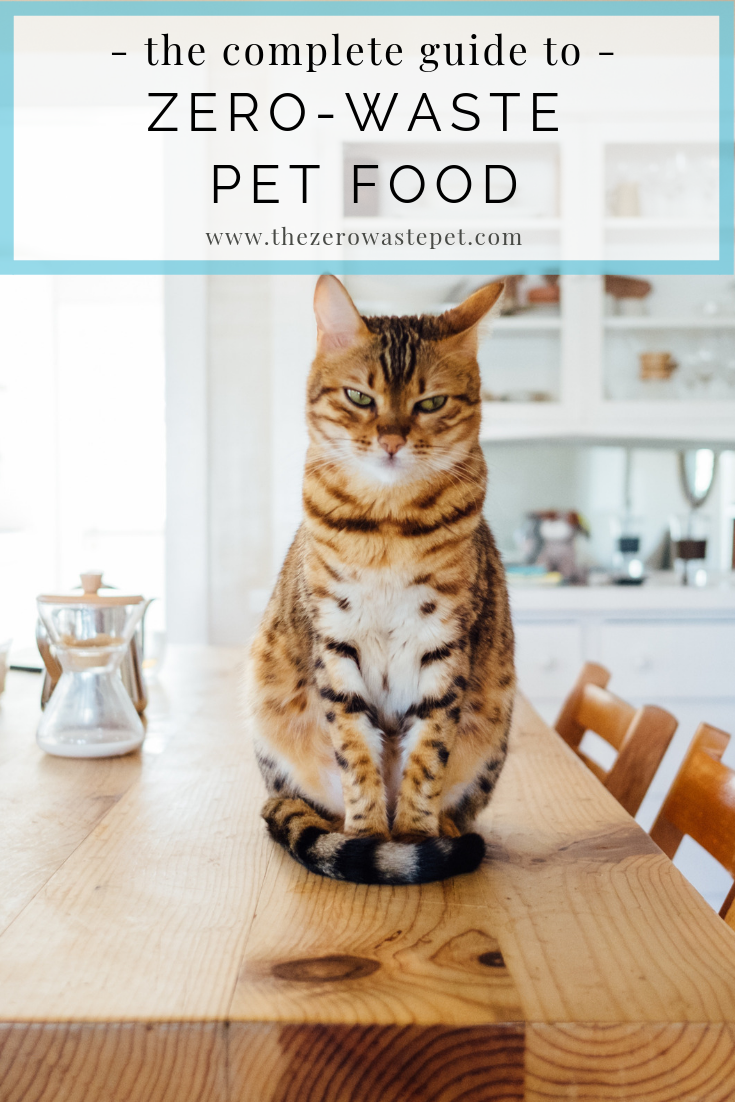The Complete Guide to ZeroWaste Pet Food Cat breeds