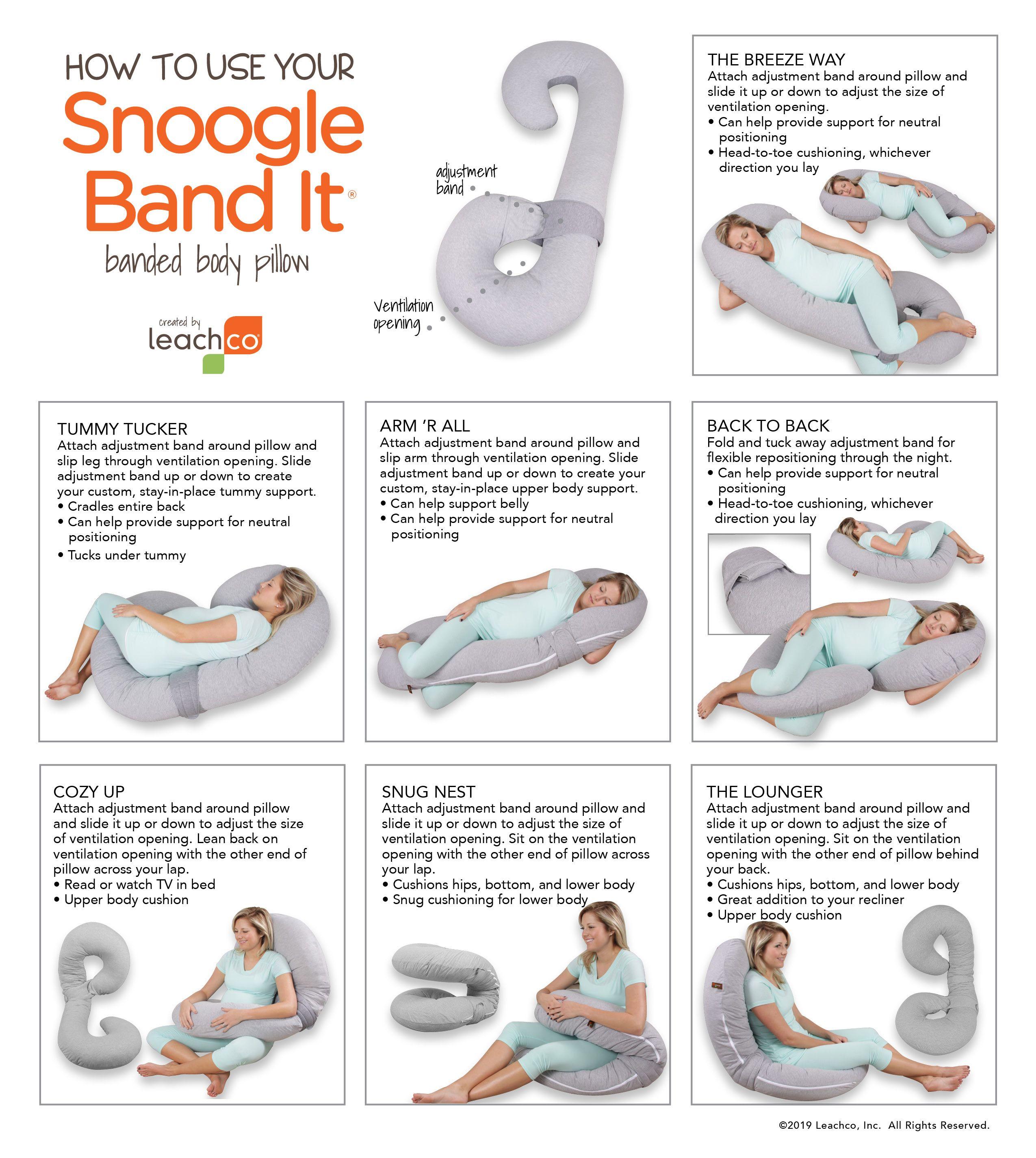 body pillow postpartum care
