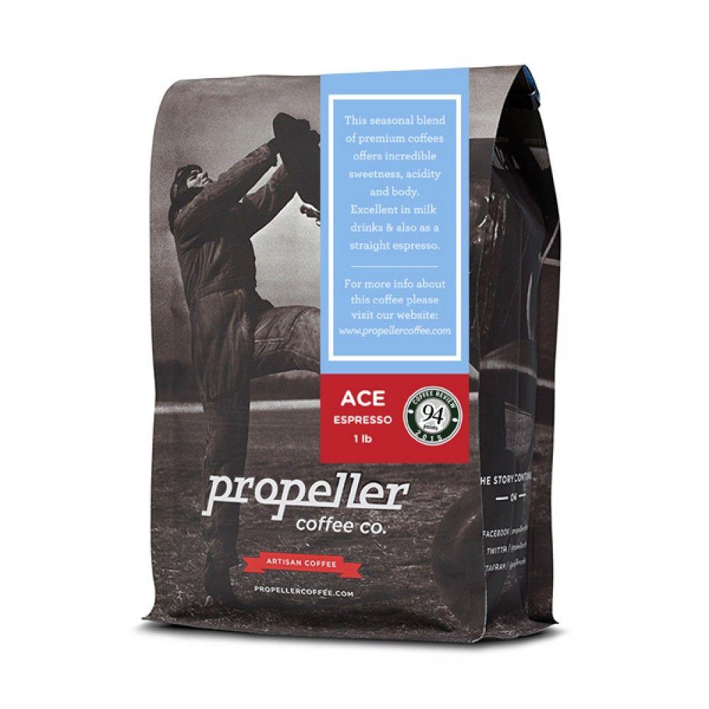 Propeller Coffee Co. Ace Espresso Whole Bean 16oz
