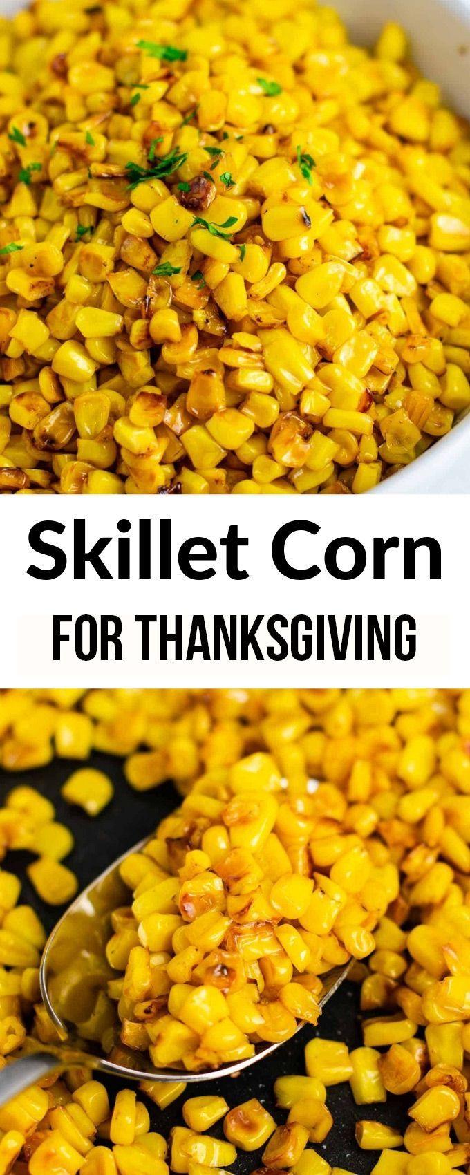 Best Skillet Corn Recipe - Build Your Bite