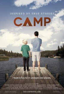 Camp (2013) This is an awesome movie about a camp for abused foster children. Watch it....you will never be the same. These children are precious...get involved with Royal Family Kids Camps.
