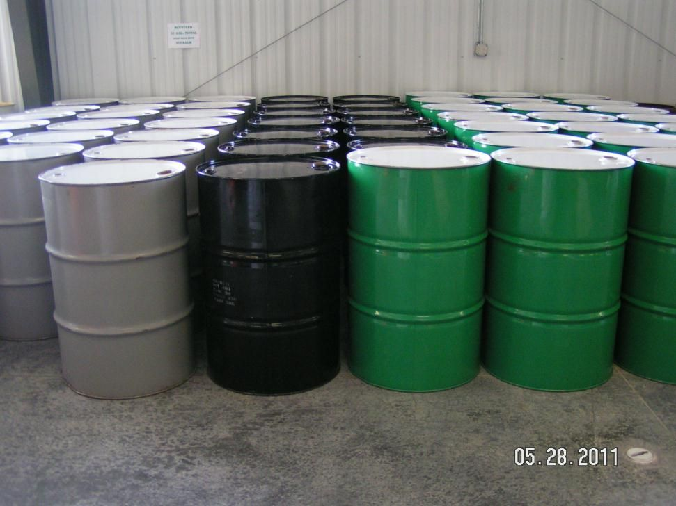 New Steel Drums New Metal Drums In 55 Gallon Size New 55 Gallon Open Head Steel Drums And New 55 Gallon Tight Head Ste Steel Drum Metal Drum 55 Gallon Drum