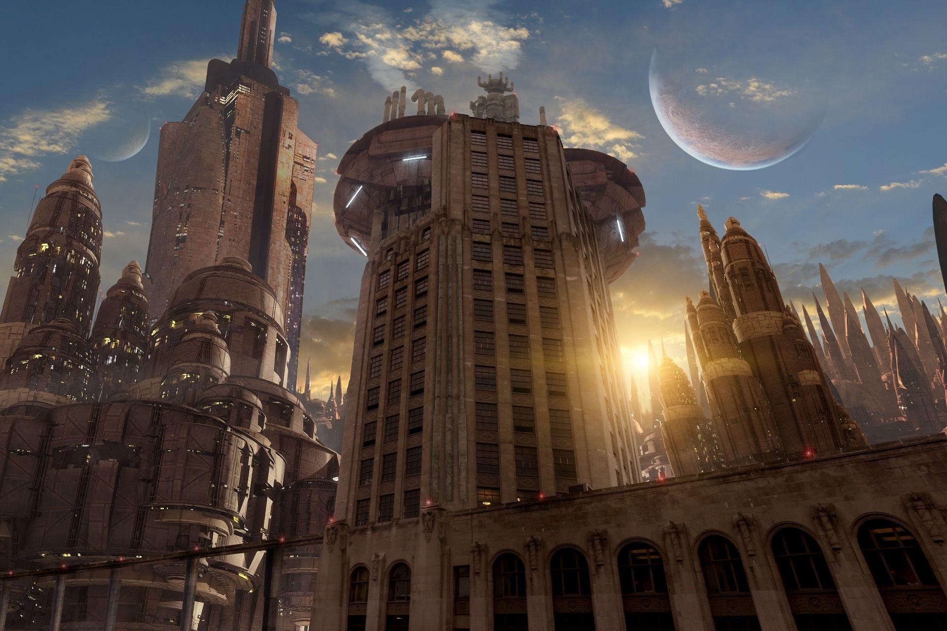 предпочитаете космические города фото предположение, что