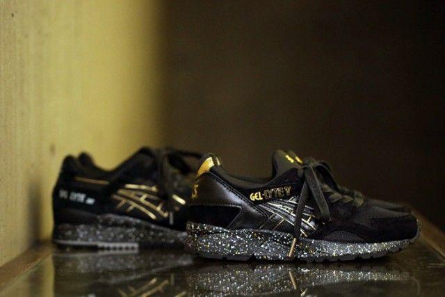 huge discount 92138 43765 ATMOS x ASICS GEL LYTE V (BLACK/GOLD) - Sneaker Freaker ...