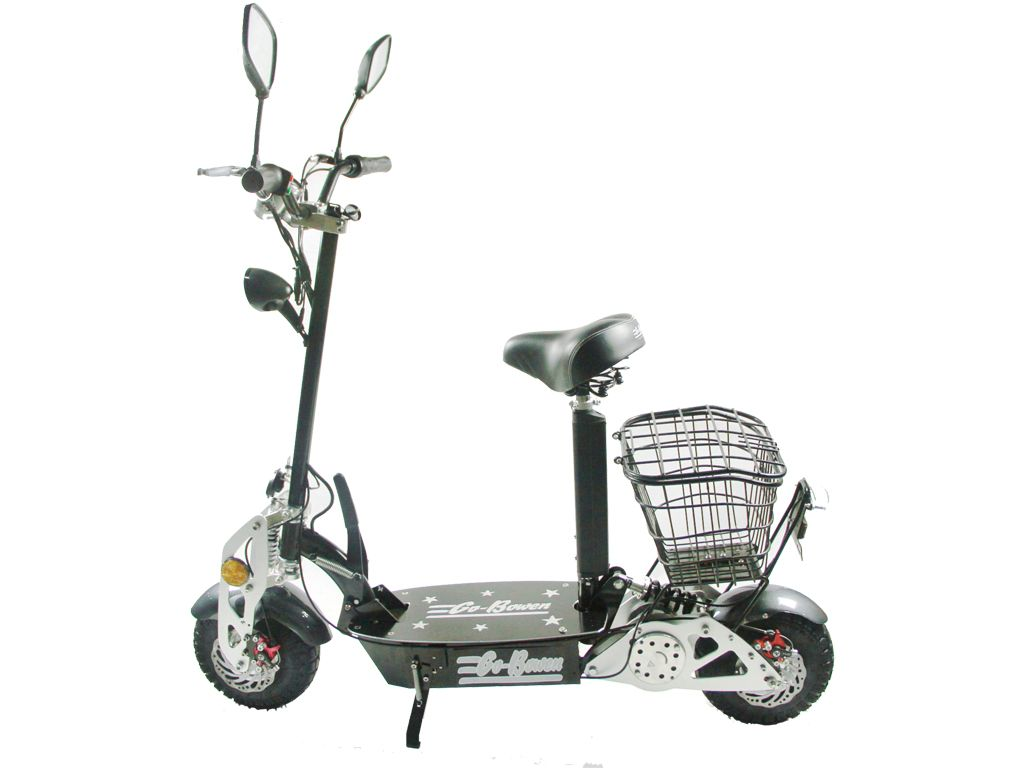 Cruiser Electric Scooter 800w Battery Powered With