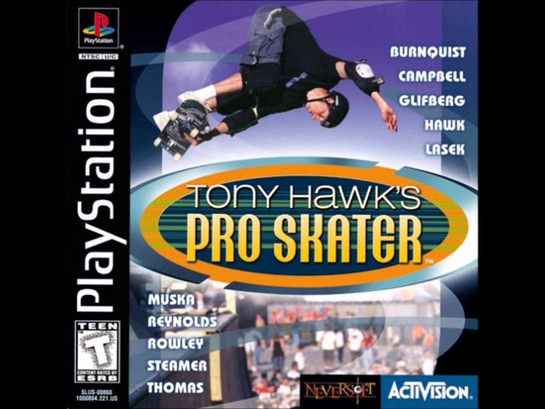 Tony Hawk Pro Skater playstation tonyhawk proskater