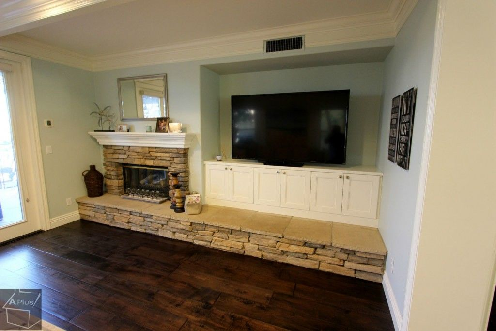 What Not To Do For Our Tv Fireplace With Hearth Extending Below