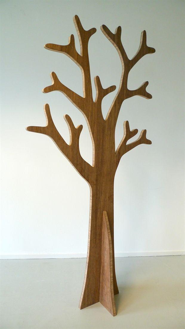 Boom exhibidores para la tiendita - Een houten boom maken ...