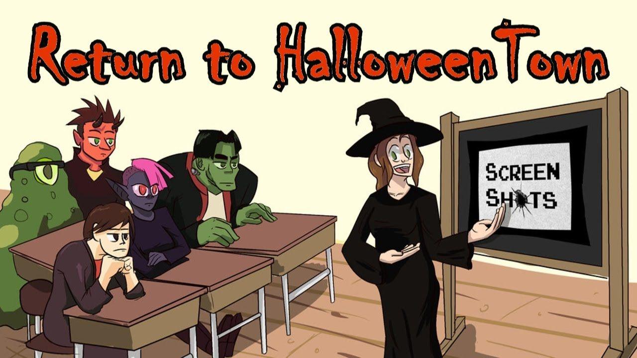 Return to Halloweentown Screen Shots Halloween town