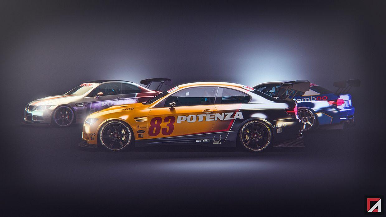 3D // M3GT Racing