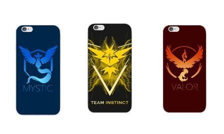 Team Valor Pokemon iphone case