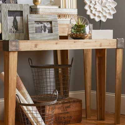 You\'ll love the 2 Piece Console Table Set at AllModern - With Great ...