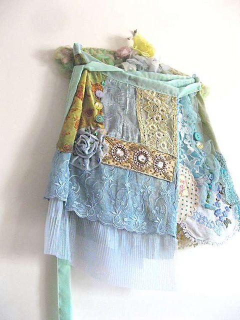 Aqua Ocean skirt | Flickr - Photo Sharing!