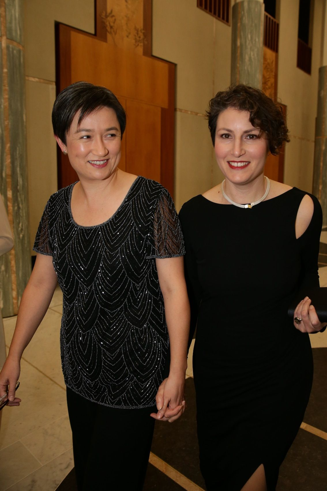 Penny wong and her partner sophie allouache people movies tv penny wong and her partner sophie allouache thecheapjerseys Gallery