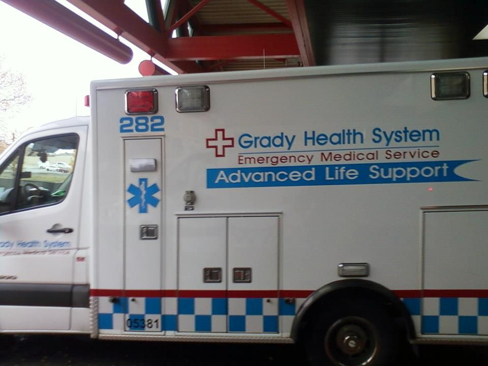 Grady Ems Would Also Like To Work Here Sports Medicine Paramedic Quotes Emergency Medical