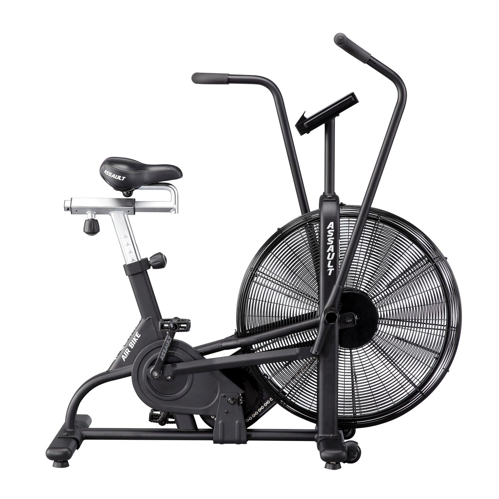 Assault Airbike Precor With Images Biking Workout No