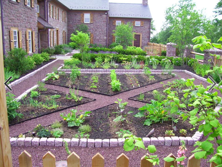 выигрышно выглядит дизайн сада и огорода посмотреть фото папиллом
