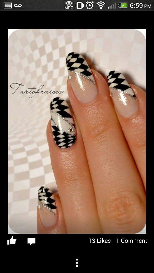 Pin by Filareti Petrentsi on nails | Pinterest
